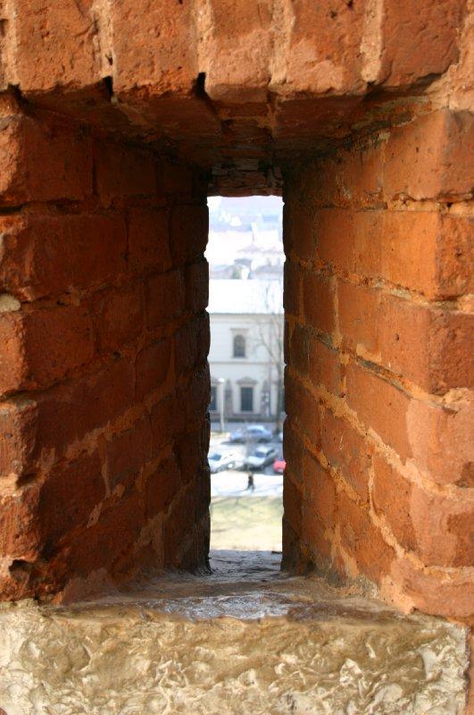 Krakow, from Wawel Castle