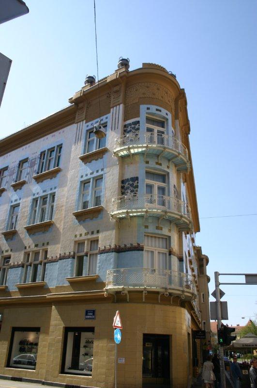Kallina House, Zagreb