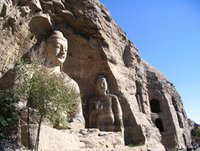 Yungang Grottoes, North Shanxi