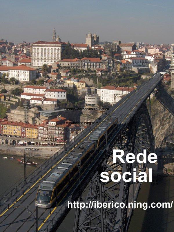 D. Luís Bridge Oporto