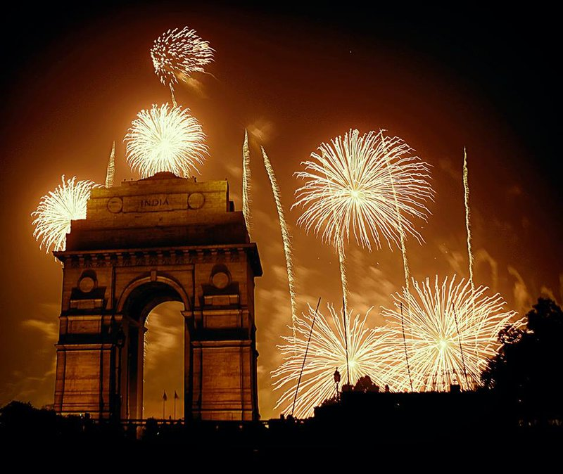 India Gate hires - Pradeep Chamaria