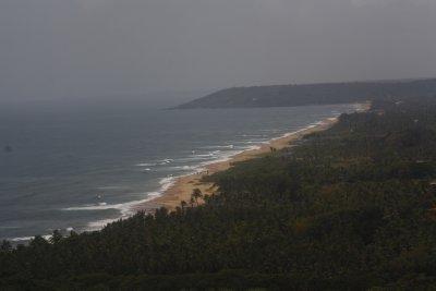 11.0. North Goa Beach Stretch