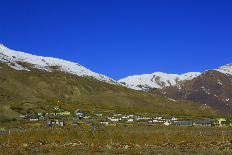 Losar Village
