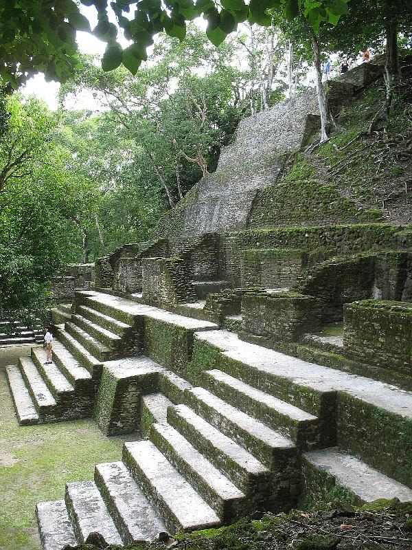 Cahal Pech - Maya ruin