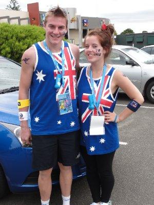 Australia Day celebrants