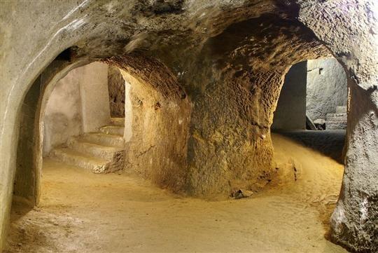 znojmo catacombs 2