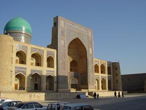 Bukhara/Ulugbek Madrassah