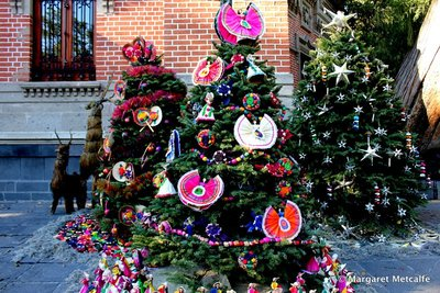 Mexican Christmas.Mexican Christmas Decorations Wherever Life Takes Us