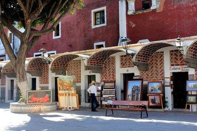 Artists' street