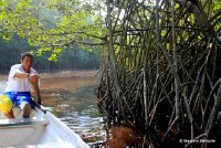 Exploring the lagoons