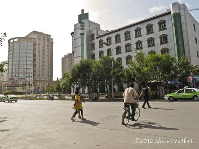 Kashgar, the City (1)