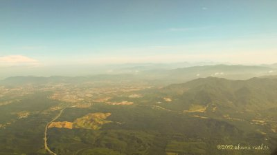 Malaysia Aerial View 5