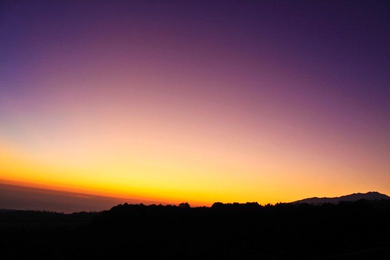 Senaru Before Sunrise