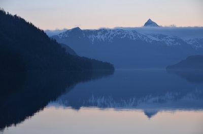 Mount Annahootz Reflections