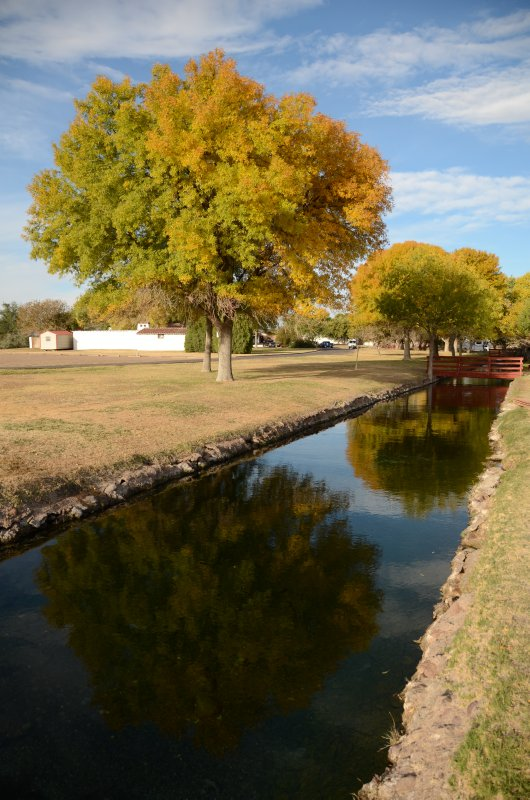 The Channel in Autumn