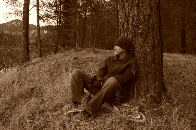 Contemplation and Red Pines