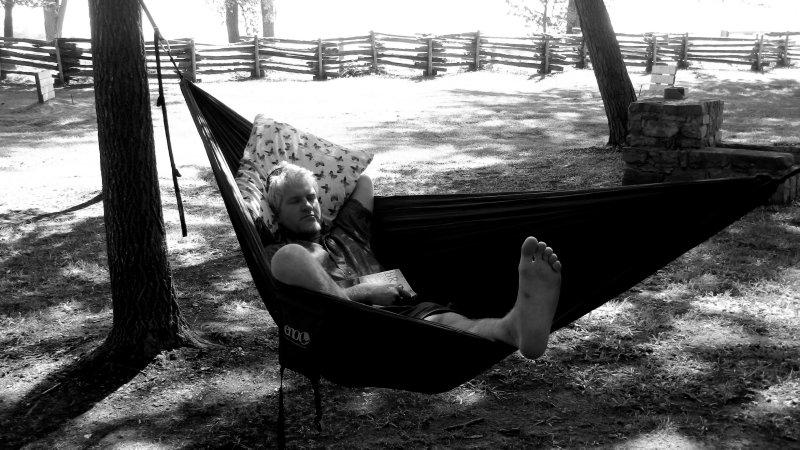 A Vagabond at Rest