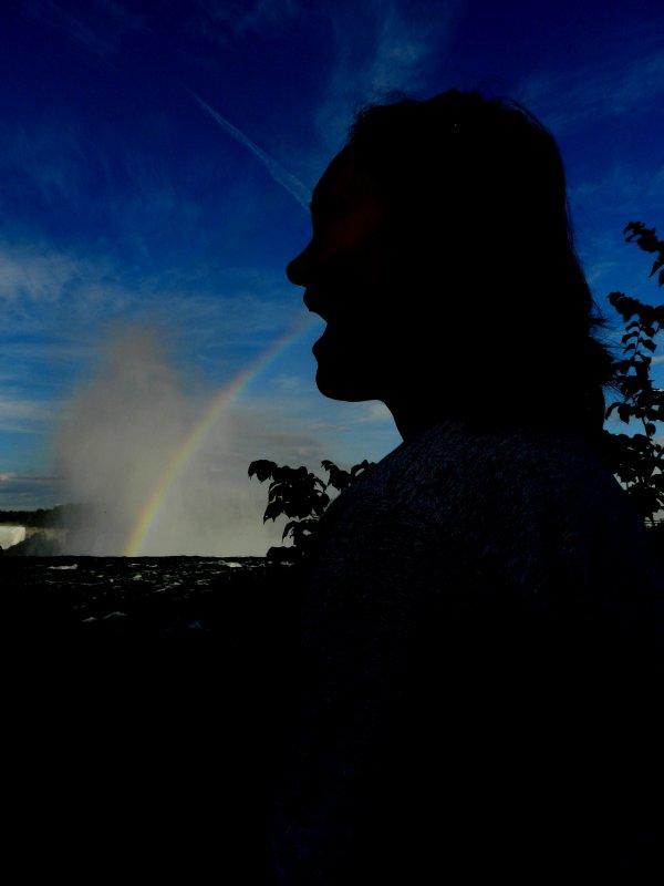 Spewing a Rainbow