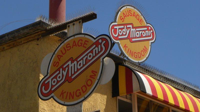 Jodi Maroni's Signs- Good Eats