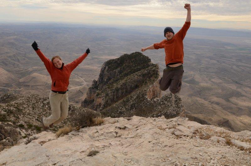 Flying High above El Capitan