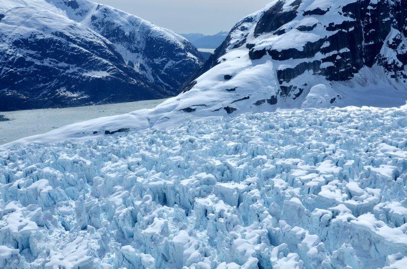 The LeConte Glacier
