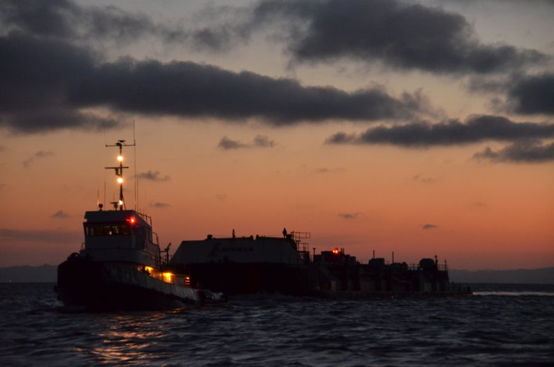 A Tug and Tow