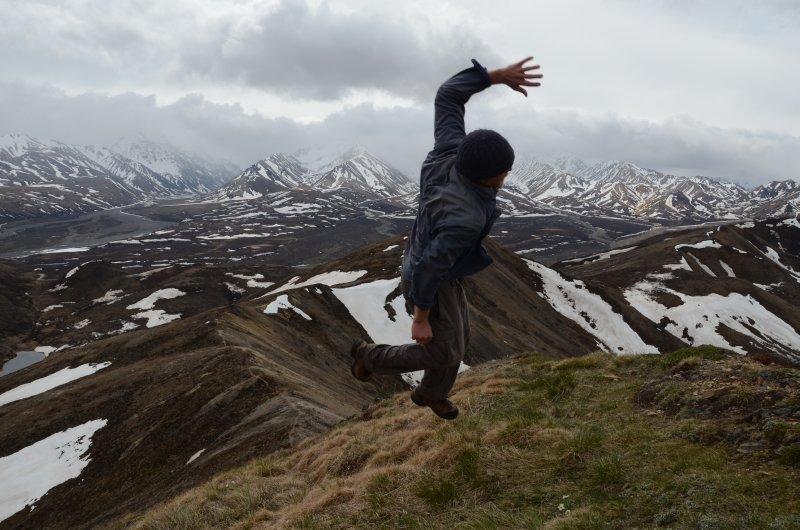 Denali Mountain Dance (Step 3)