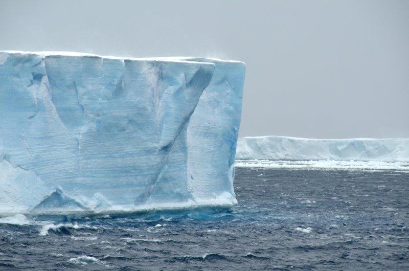 Icebergs in Antarctic Sound