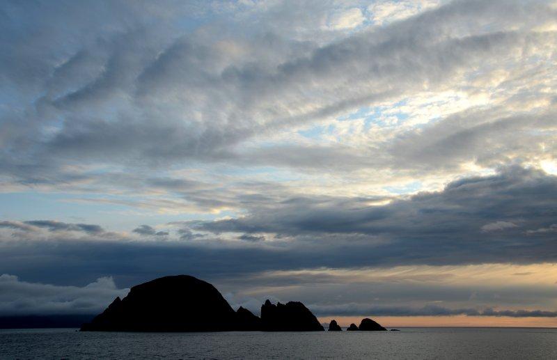 Island Seascape