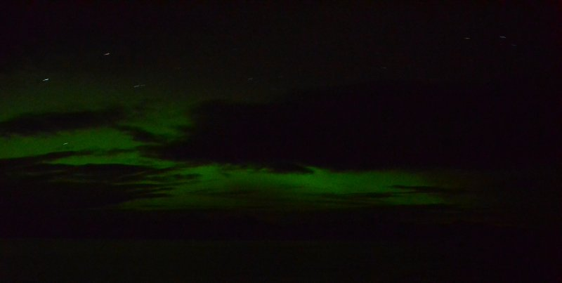 Green Sky at Night, Sailors Delight