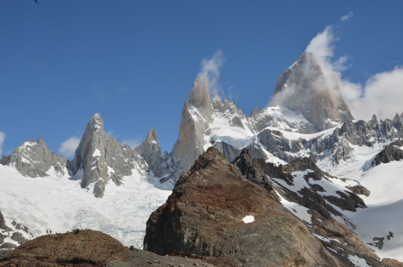 Paradise Found: The Fitz Roy Range