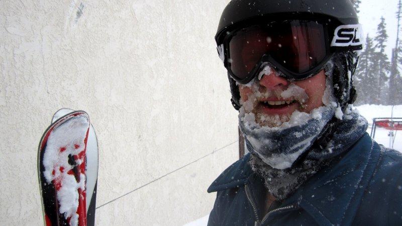 Frozen Face