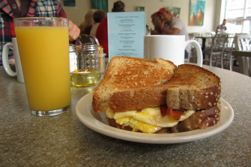 Ahhh, Breakfast