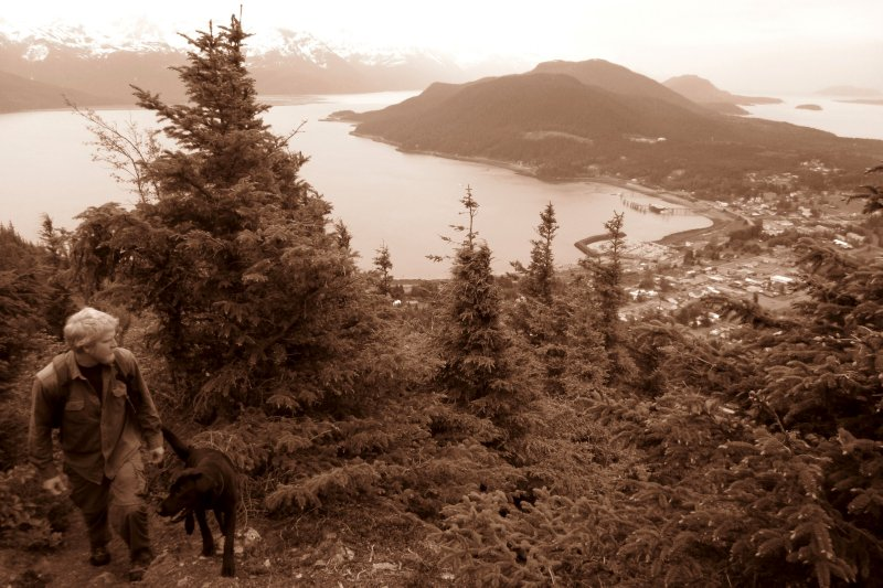 Me and Frankie - High Above Haines