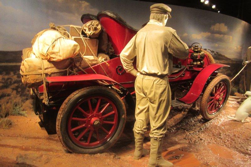 Horiatio Jackson's Car