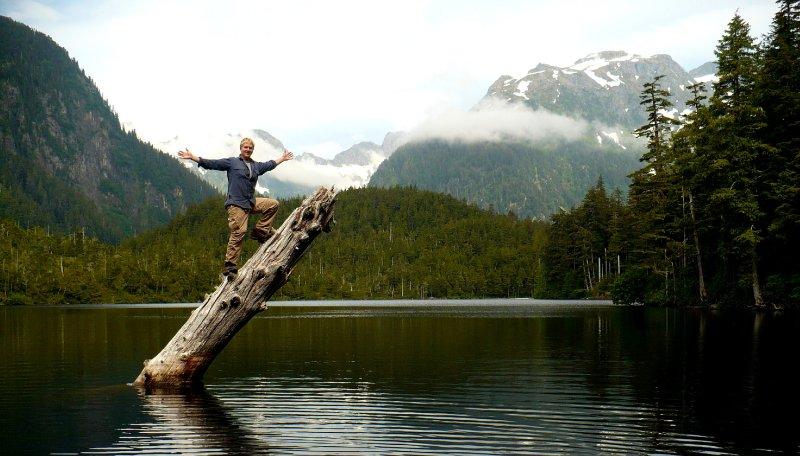 Embracing Alaska