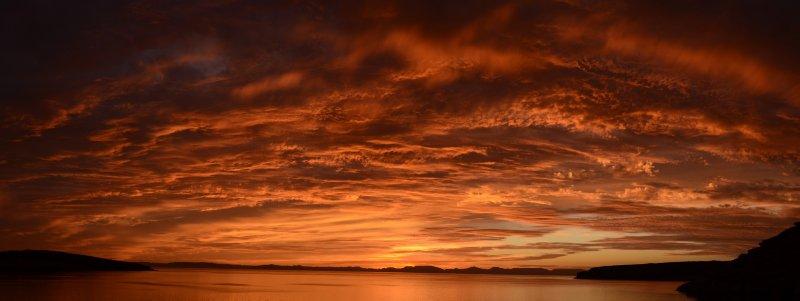 escanada grande sunset 1