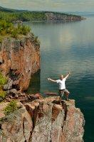 Palisade Head, North Shore Lake Superior
