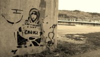 Under the Bridge Graffiti