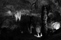 Immense Cavern and Cave Decoration