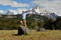 Cerro Torres, Cerro Fitz Roy and Me