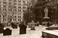 Trinity Chapel Graveyard