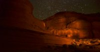 Painting the Desert with Light