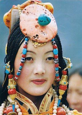 Sichaun Girl China