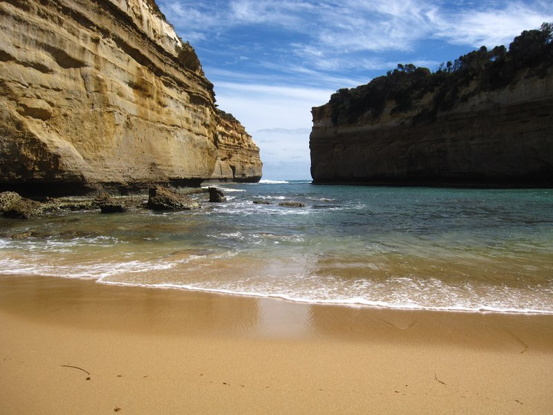 Beach near Port Campbell