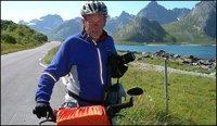 Bicycle cameraman