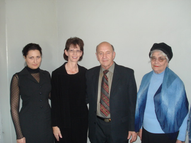 Judge in Mariupol Court Ukraine