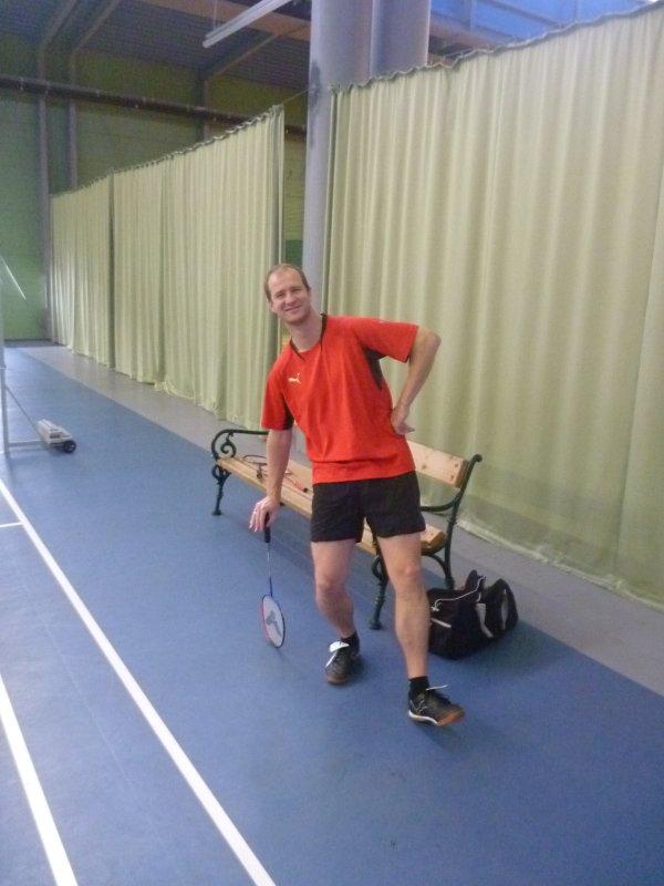 Badminton Goodbye Tournament 8