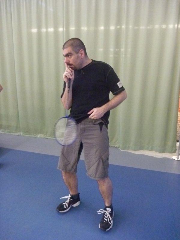 Badminton Goodbye Tournament 7