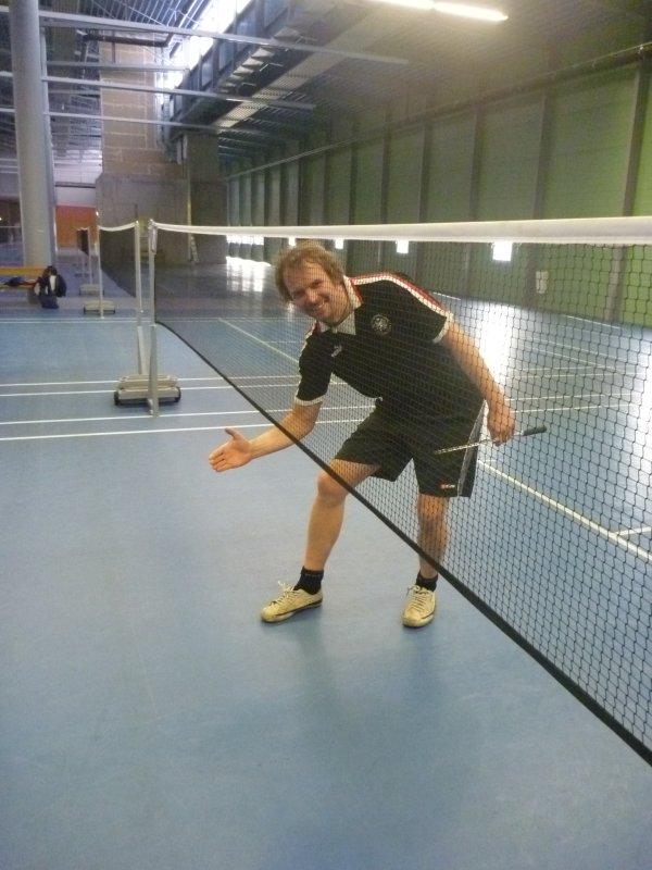 Badminton Goodbye Tournament 5